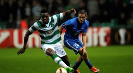 UEFA opened disciplinary proceedings against Celtic and Lienfield. AFP