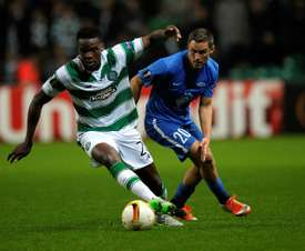 Boyata angered Celtic fans refusing to travel. AFP