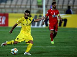 Xavi's last match ends in defeat for Al Sadd. AFP