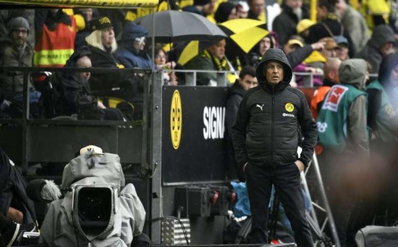 Favre will be Dortmund coach next season. AFP