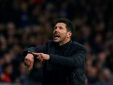 Simeone finds the fire and Atletico given hope after throwback win over Liverpool. AFP