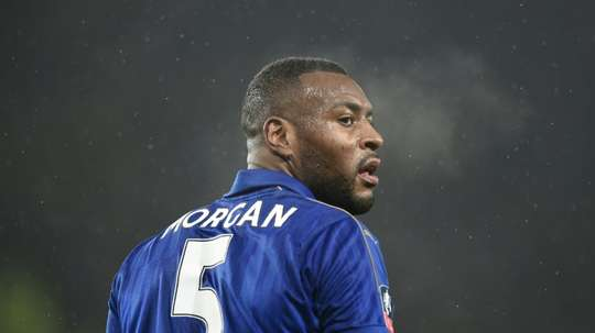 Club captain Wes Morgan has insisted Leicester are focused in spite of recent tragedy. AFP