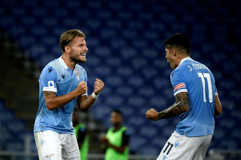 Immobile equals Serie A scoring record with 36th goal