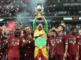 Klopp lauds 'incredible' Adrian's flying start to Liverpool career