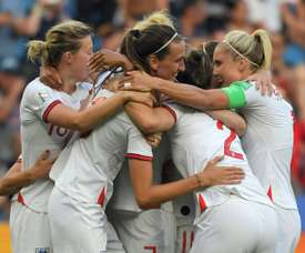 77 768 spectateurs à Wembley pour Angleterre-Allemagne. AFP
