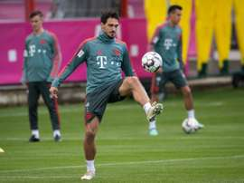 Mats Hummels has warned his side against complacency. AFP