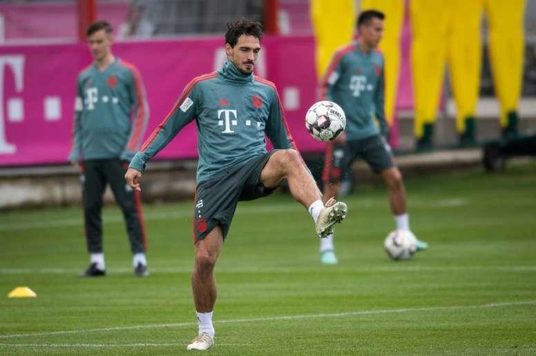 El Borussia no se mueve por Hummels. AFP