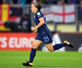 Fran Kirby has been humbled by comparisons to Brazil's Marta, an icon of the women's game. EFE