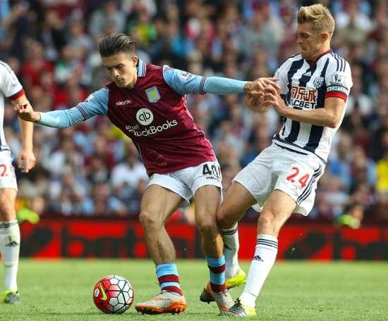 El club inglés quiere atar a sus dos máximas estrellas. AFP