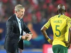 Baxter proud of South Africa 'masterclass'