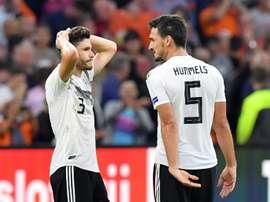 Alemania atraviesa una crisis histórica. AFP