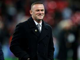Rooney's spell as Derby player-manager began with a 1-1 draw with QPR. AFP