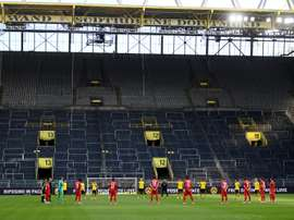 No place like home? Not in German Bundesliga. AFP