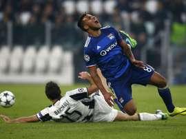 Corentin Tolisso intéresse de plus en plus le Champion d'Italie. AFP