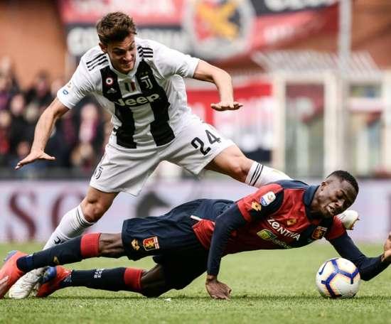Daniele Rugani has played 101 games for Juventus. afp_en