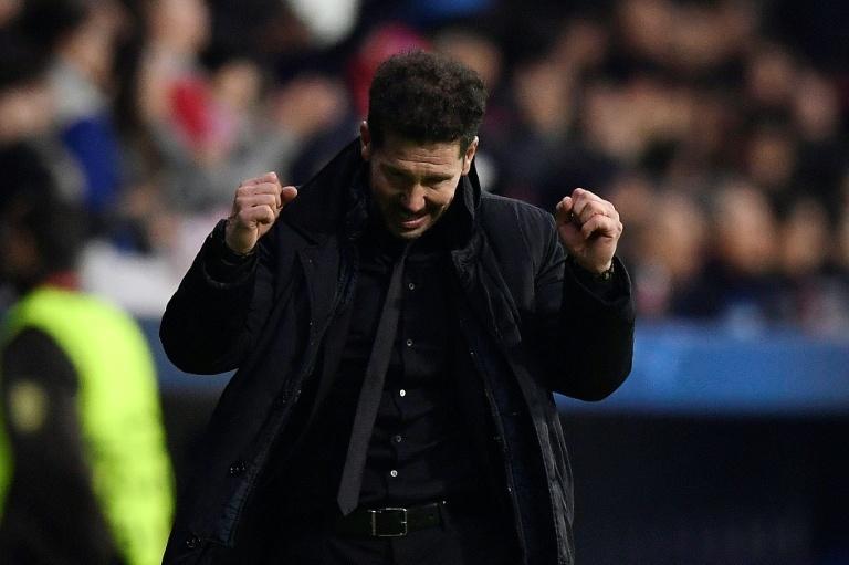 Atlético resuelve en Málaga con un gol 'madrugador' de Griezmann
