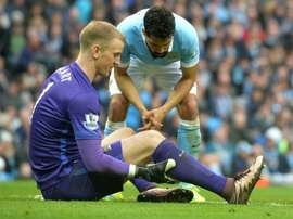 Hart will be England's first choice keeper when he returns from injury. BeSoccer