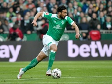Claudio Pizarro says next season will be his final one. AFP