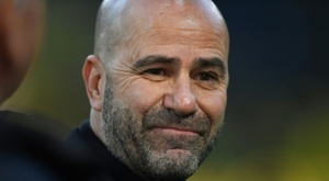 Peter Bosz's side chalked up a convincing 4-1 win on Friday night. AFP