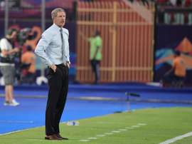 Baxter's South Africa will face Nigeria on Wednesday. AFP