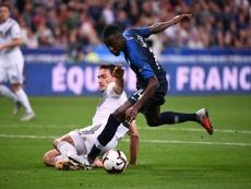 Matuidi wants a playoff push. AFP