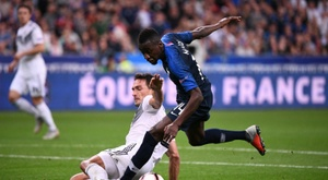 Matuidi wants a playoff push. AFP