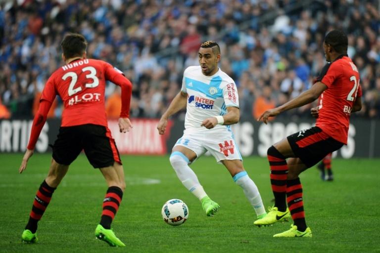 Marseille en patron à Rennes