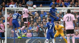 Chelsea fail to win three points again. AFP