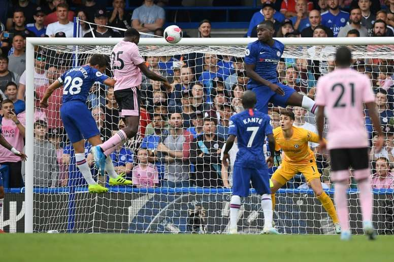 Chelsea fail to win three points again - BeSoccer