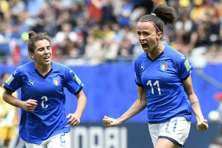 Barbara Bonansea scored an injury-time winner as Italy beat Australia