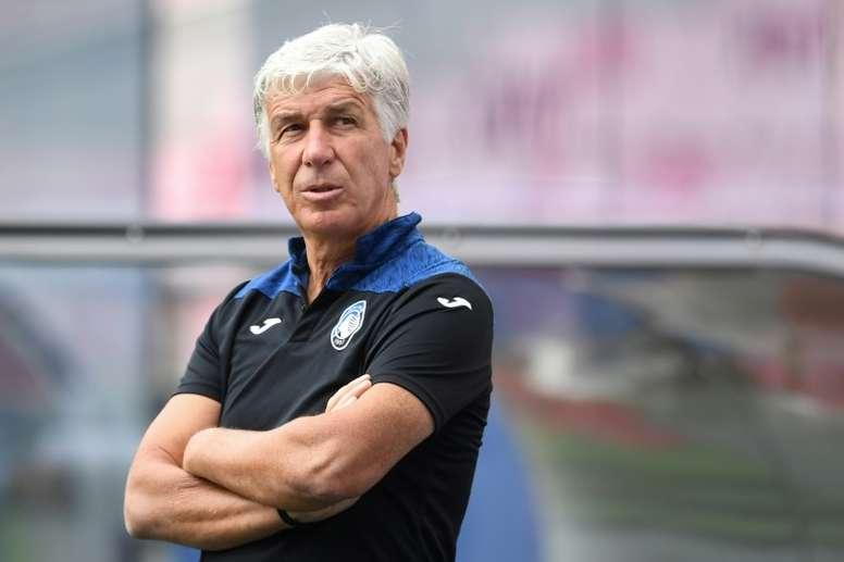 Atalanta face PSG. AFP