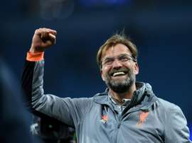 Klopp recalled his first moments at different career points. AFP