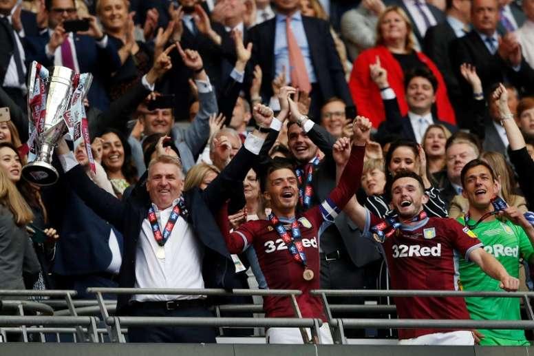 Aston Villa revival sparked by local boys Smith, Grealish.
