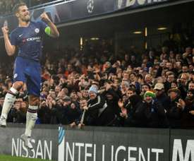 Chelsea edge past Lille and into Champions League last 16. AFP