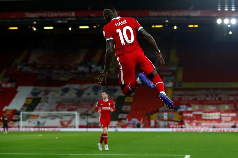 Sadio Mané élu homme du match, voici sa note — Liverpool vs Arsenal