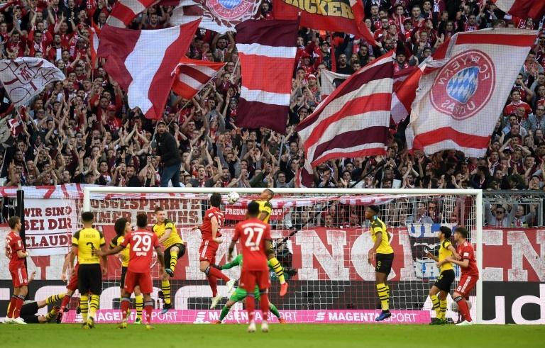 Alineaciones probables Borussia-Bayern