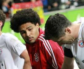 It was a bad afternoon for Bayern Munich in the Bundesliga. AFP