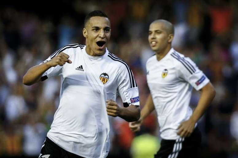Intenso duelo europeo por los cuartos de final. AFP