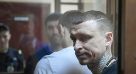 Mamaev and Kokorin will be released on parole after a court decision. AFP