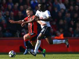 Wanyama has not featured for Tottenham since the Chelsea match on August 20. AFP