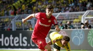 Les compos probables du match de Bundesliga entre le Bayer et le Bayern. AFP