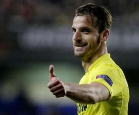 Soldado has been banned for six matches. AFP