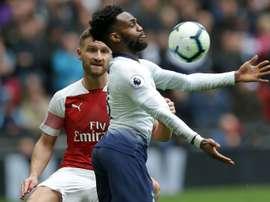 Tottenham n'envisage pas de vente. AFP