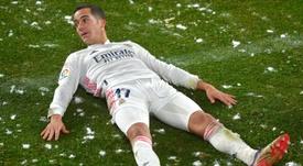 Lucas Vazquez, l'indispensable de Zidane. AFP
