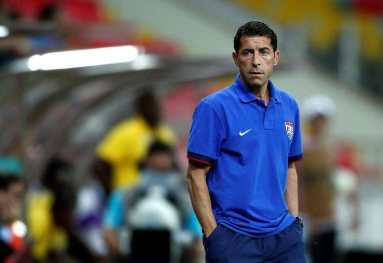 Ramos appointed Houston Dynamo coach. AFP