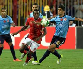 Nigerian Ajayi gives Ahly a CAF Champions League boost. AFP
