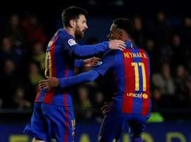 Il Santos pretende 4,5 milioni dal Barça. AFP