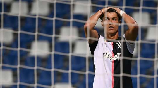 Juventus held by Sassuolo in six-goal thriller. AFP