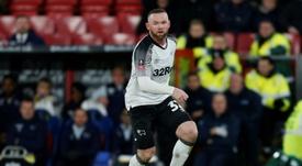 Rooney ha dejado atrás sus problemas con el alcohol. AFP
