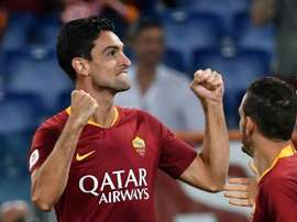 Pastore scored a worldie. AFP